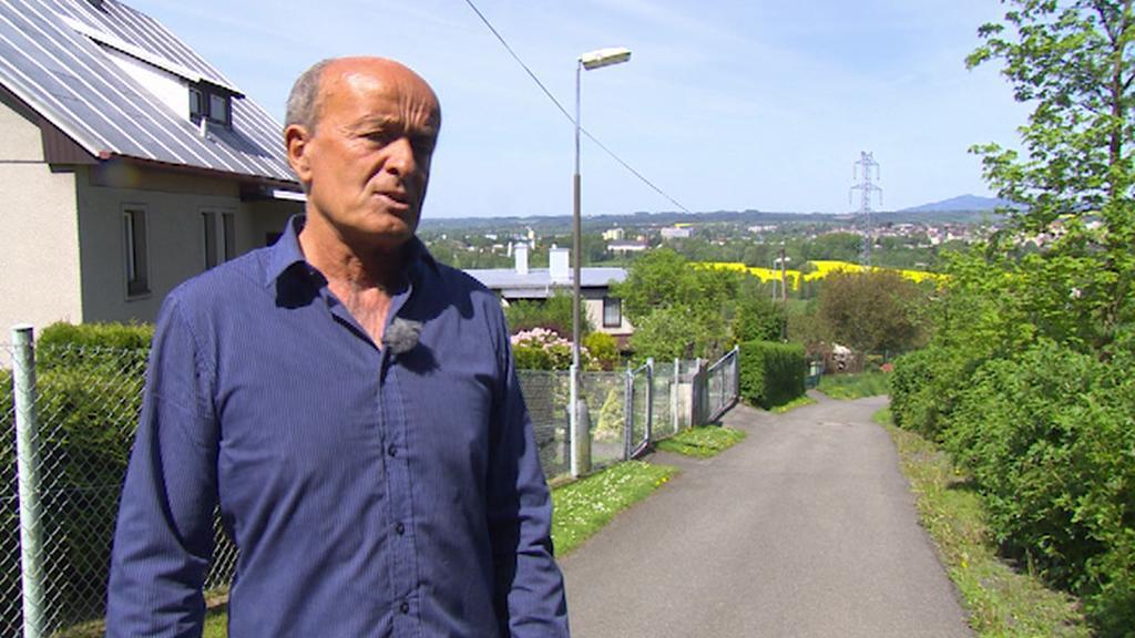 Stanislav Šolc přišel kvůli vysokému napětí s peticí