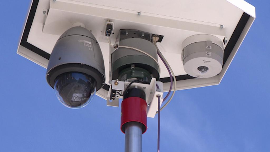 S dvojicí kamer monitorují vše kolem