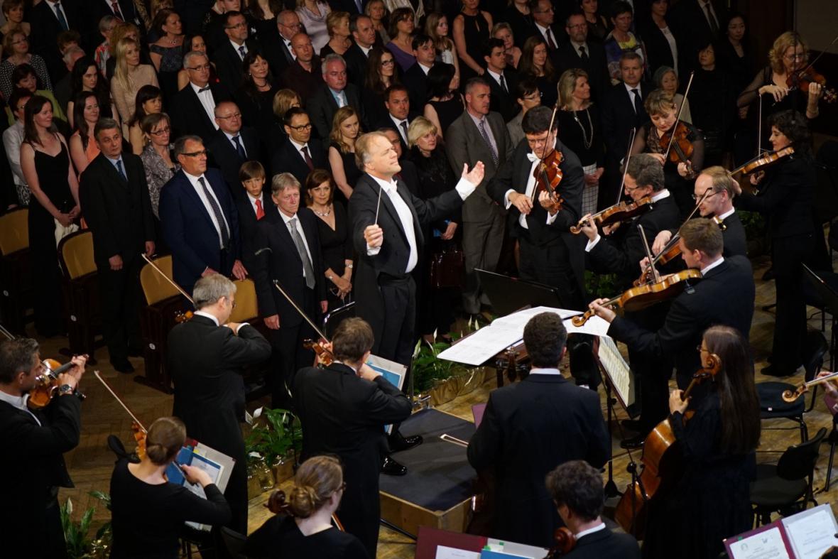 Zahájení Pražského jara 2015