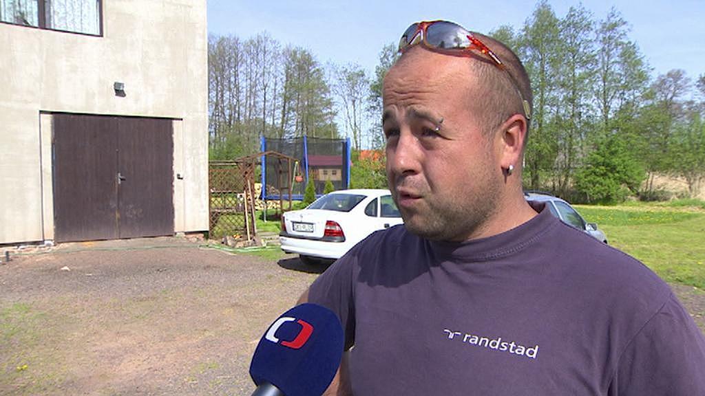 V Malé Čermné žije i Pawel Tomasz Kajling