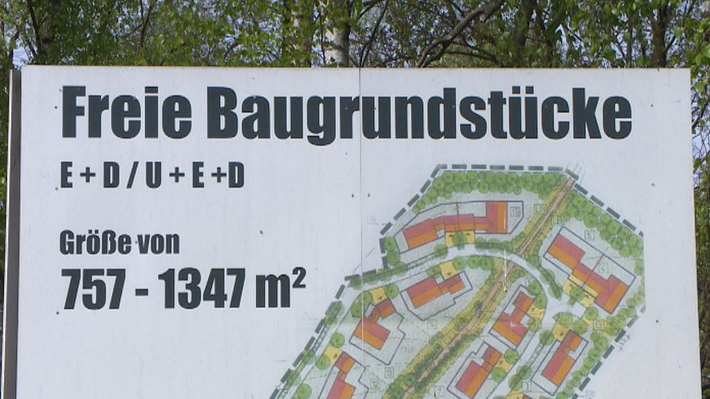 V bavorské obci Mähring nabízejí stavební parcely