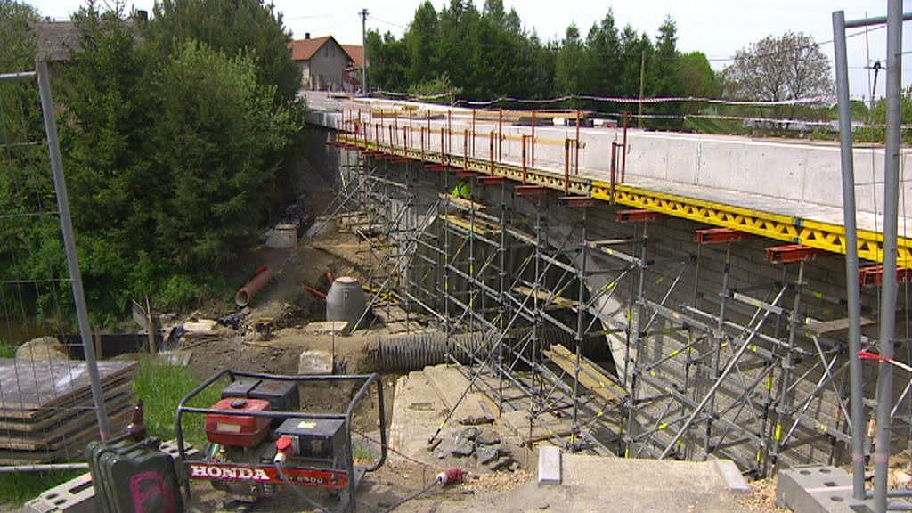 Nový most ve Vilémově