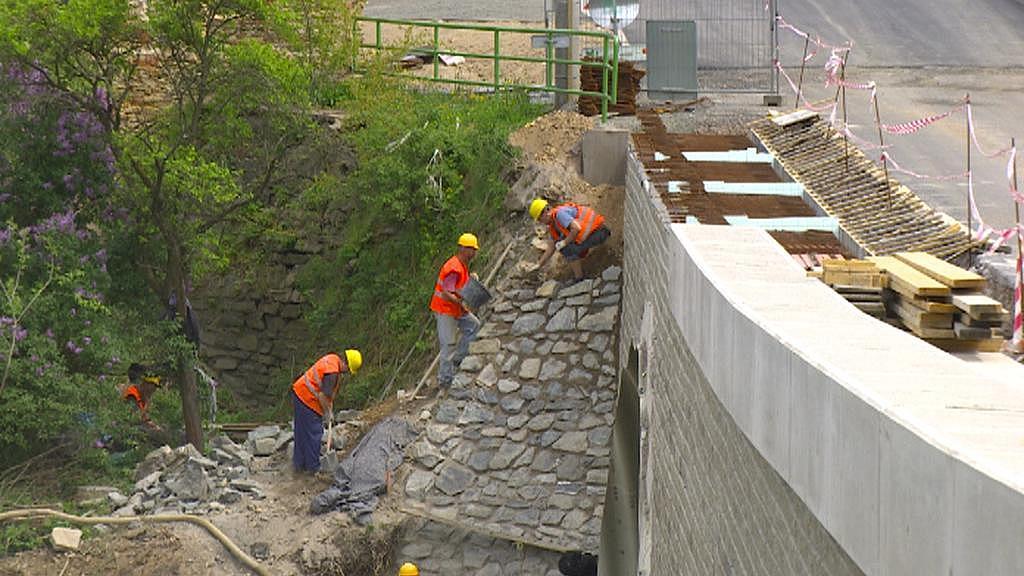Most už je dnes skoro opravený