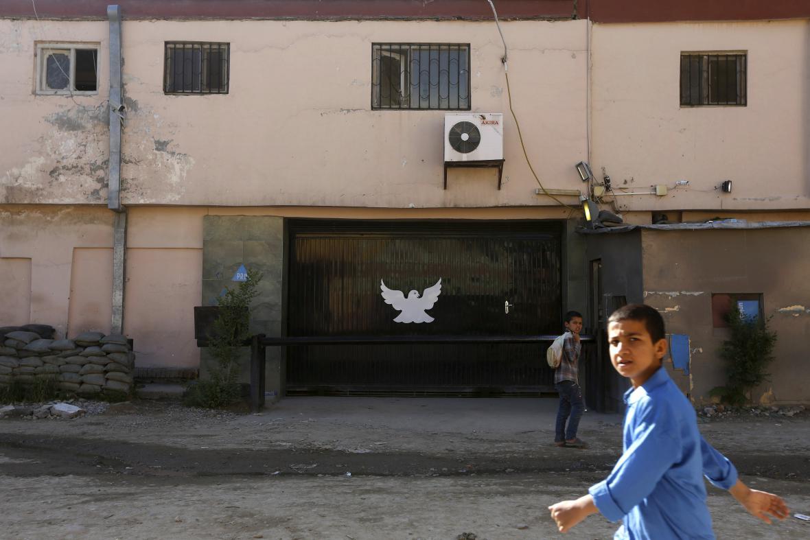 Hotel v Kábulu, na který zaútočil Taliban