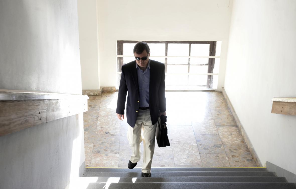 David Rath jde k soudu