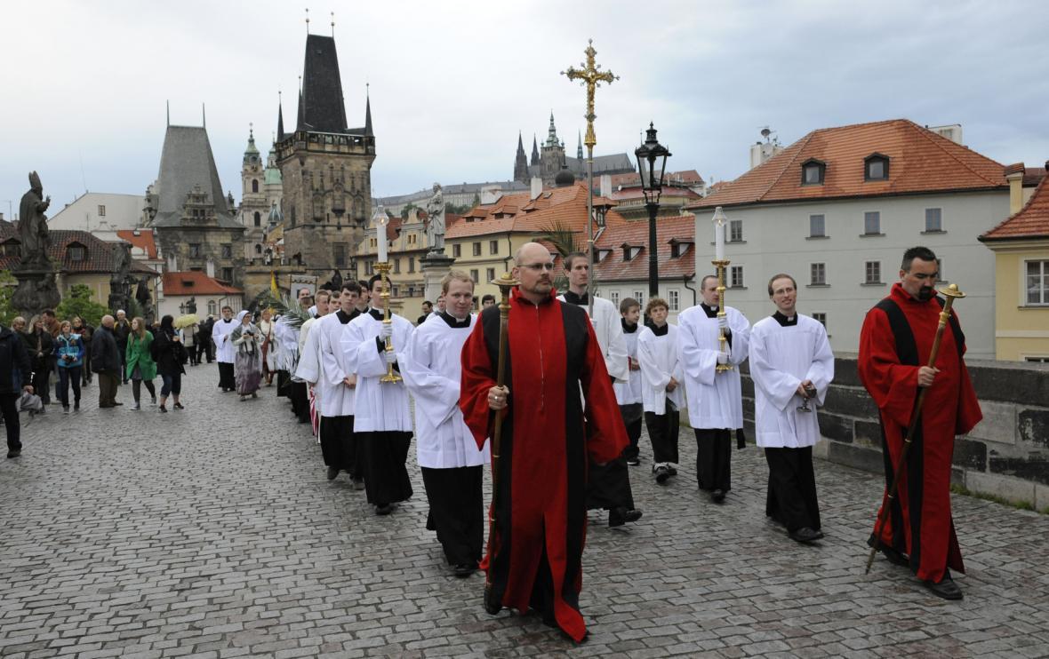 Slavnostní procesí