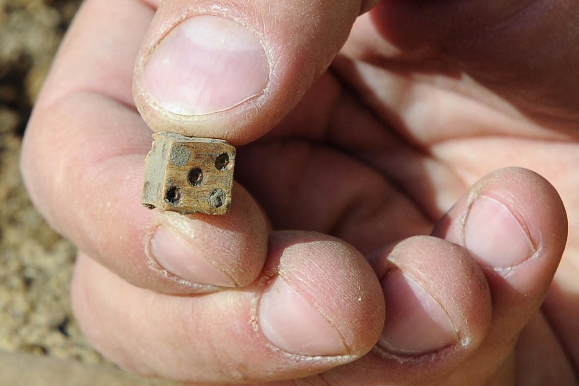 Archeologické nálezy ze Zelného trhu v Brně