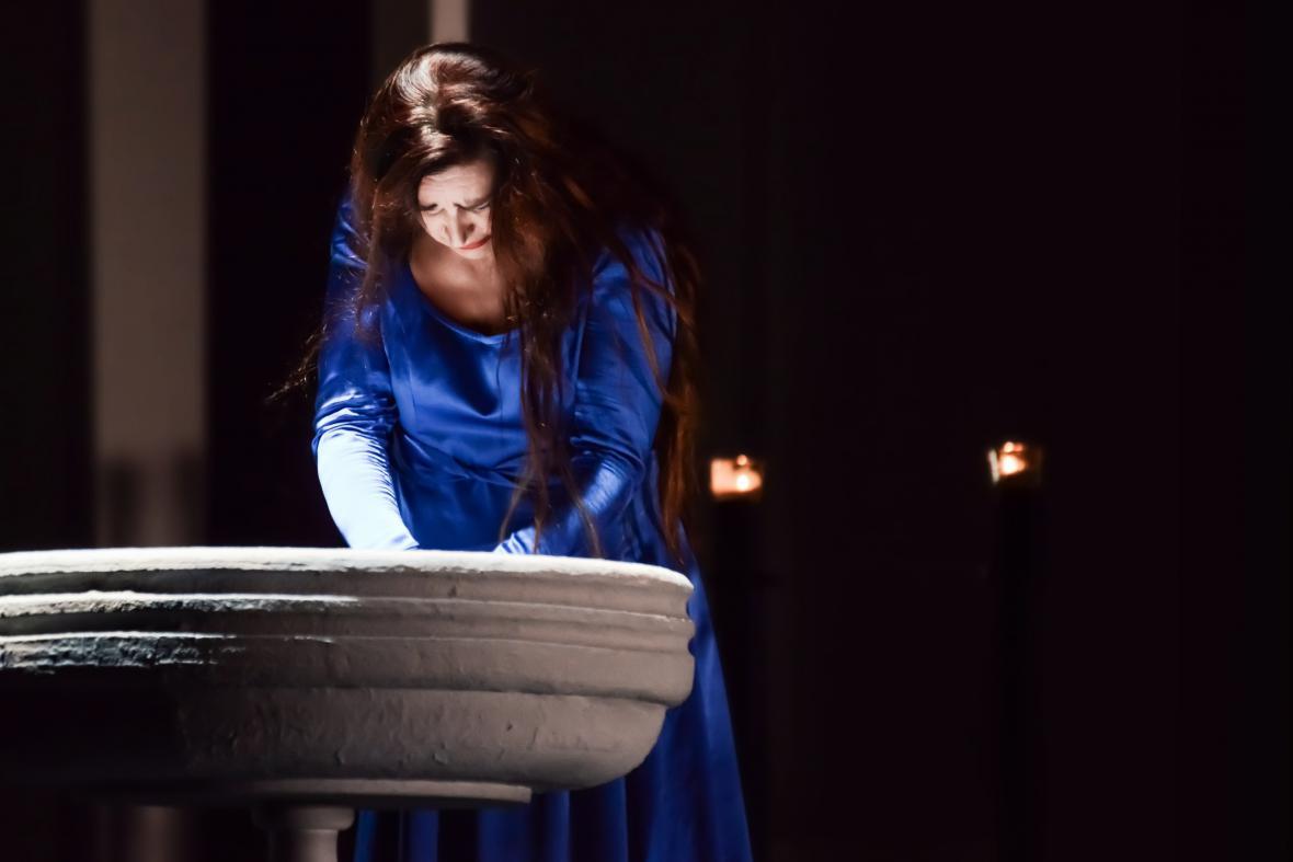Tosca v Národním divadle Brno