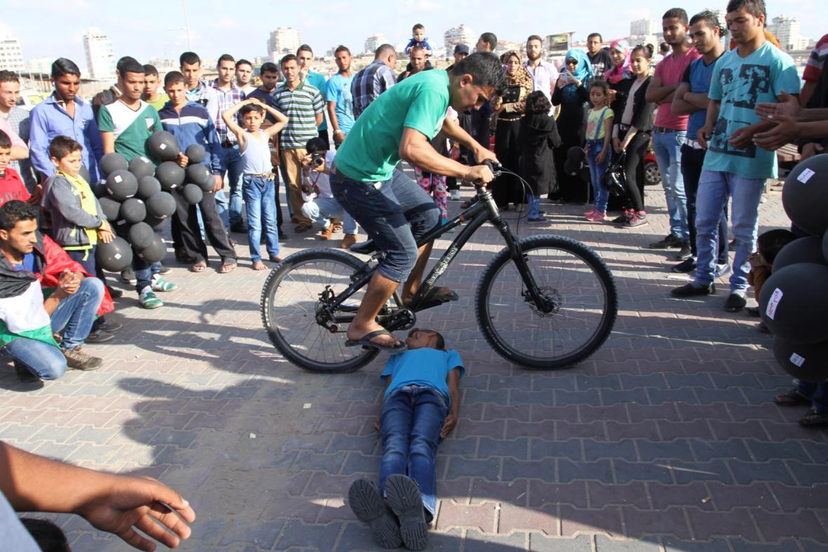 Palestinci si připomínají 67. výročí vyhnání