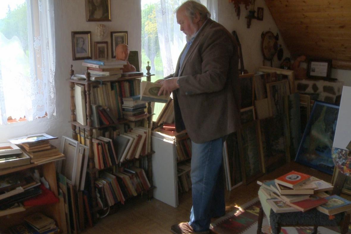 Jaroslav Kreibich sbírá Babičky už padesát let