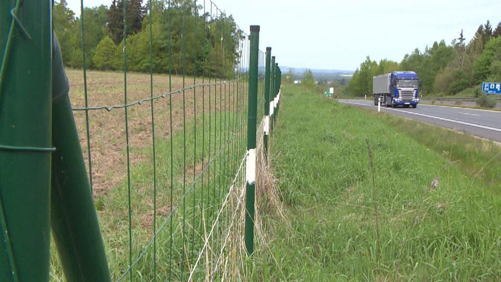 Klasické ploty se stavějí jen kolem dálnic a rychlostních silnic
