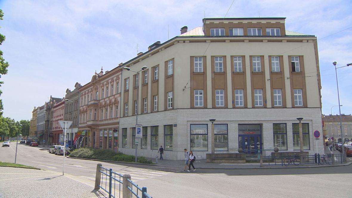 Sídlo Českého rozhlasu Hradec Králové