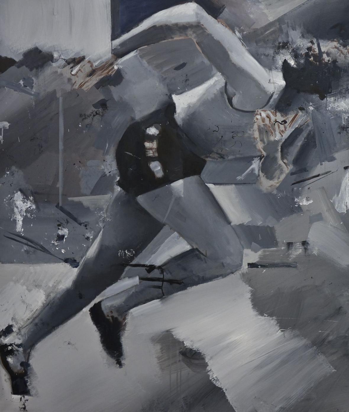 Jakub Hubálek / Run, 2015