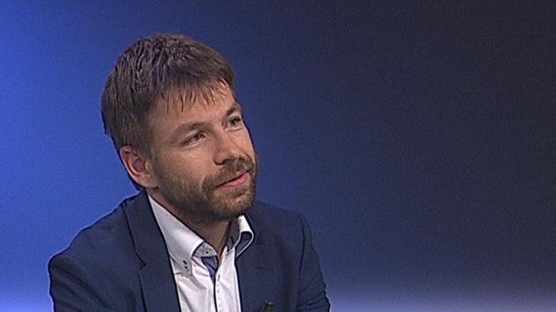Ministr spravedlnosti Robert Pelikán (ANO)