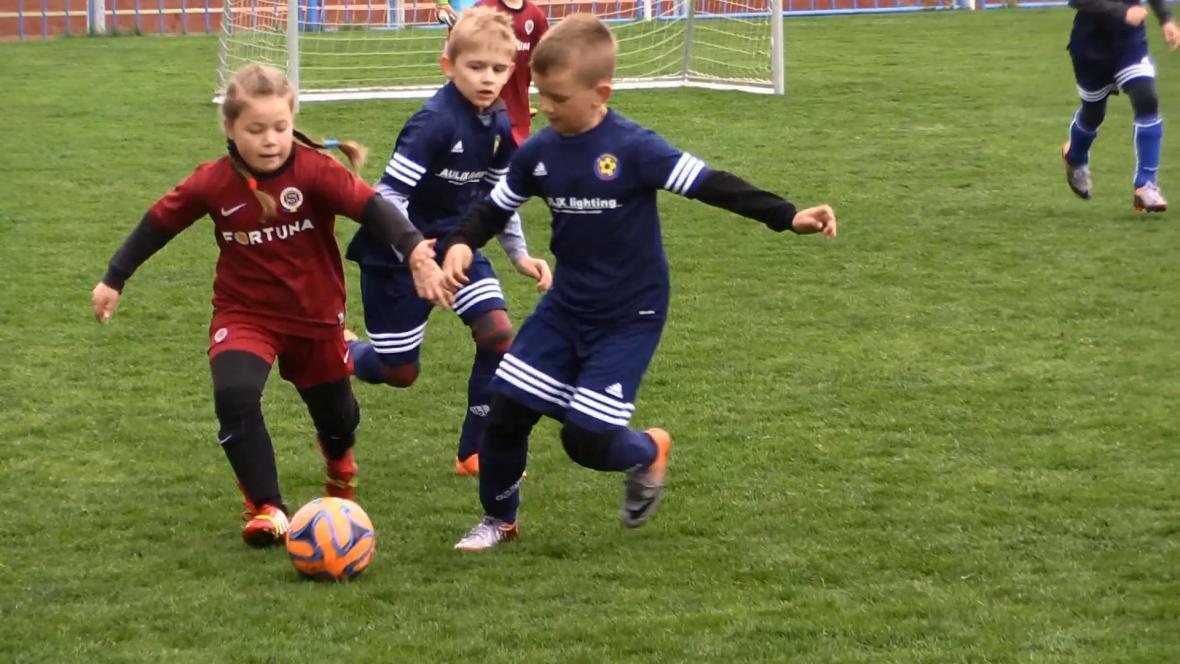 Fotbalový turnaj v Okříškách