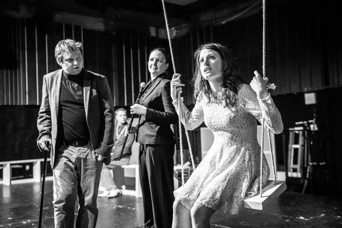 Faust a Markétka v Buranteatru
