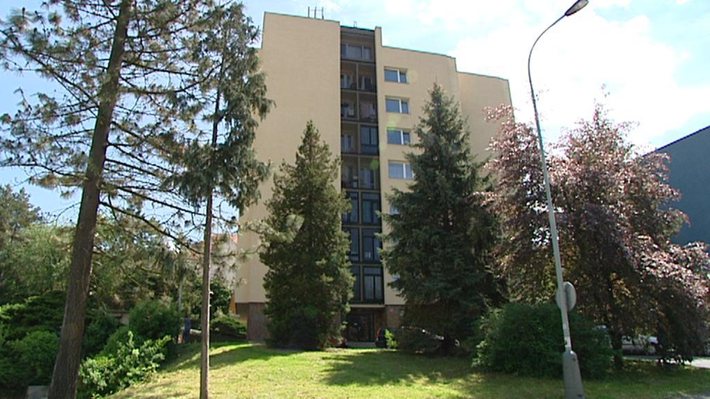 Dům ve Vokovicích, kde Rath spoluvlastní byt
