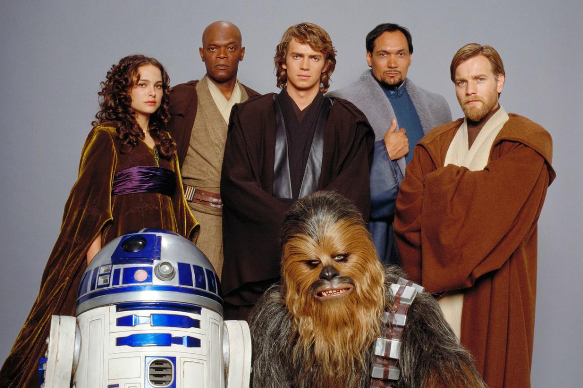 Hvězdné války: Pomsta Sithů
