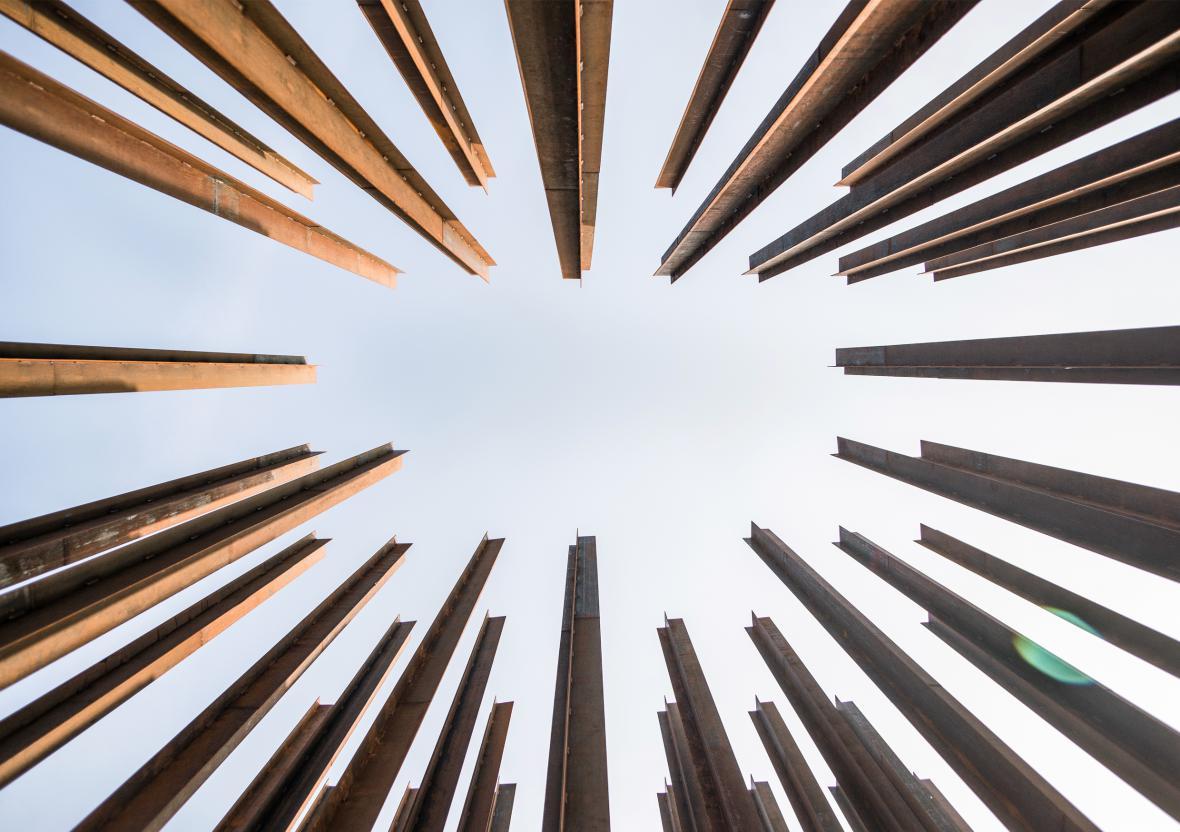 Památník obětem železné opony v Mikulově