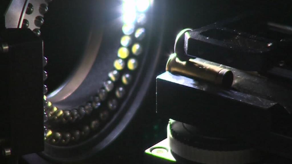 Balistický skener