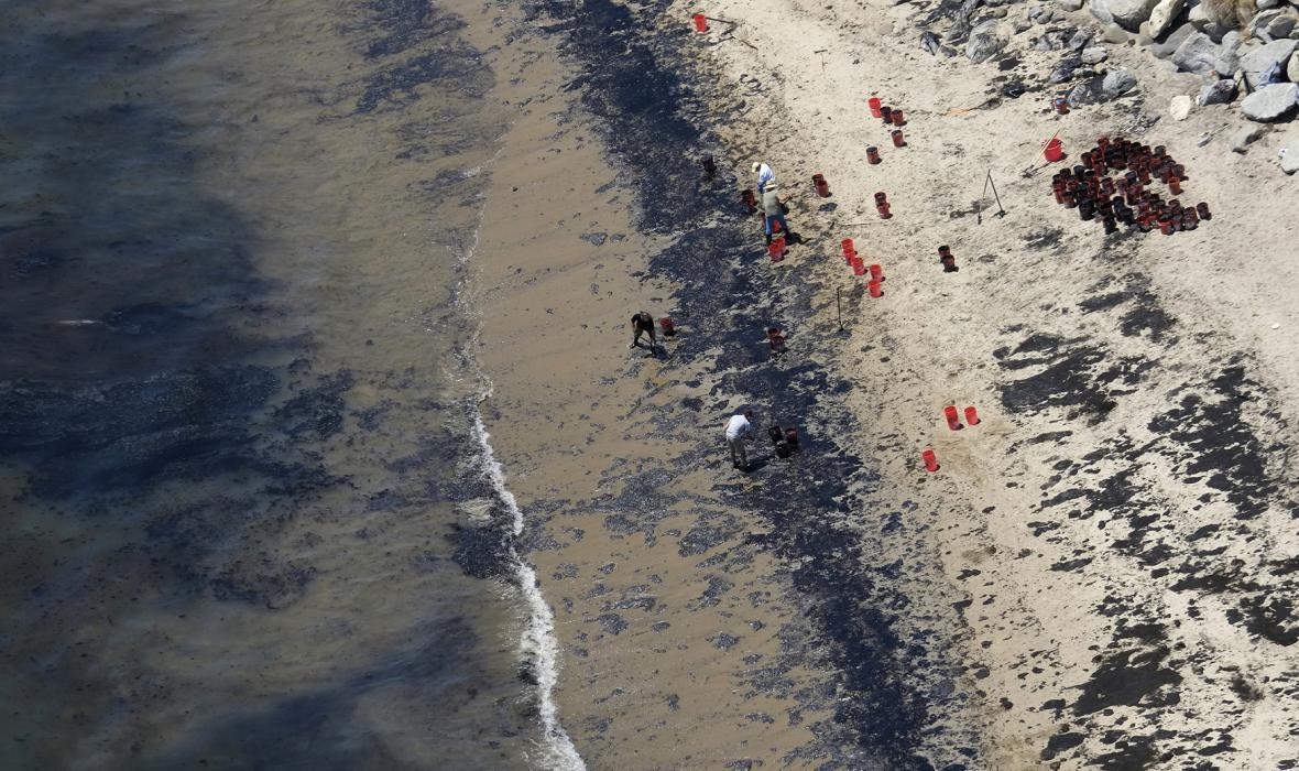 Pláž Refugio State