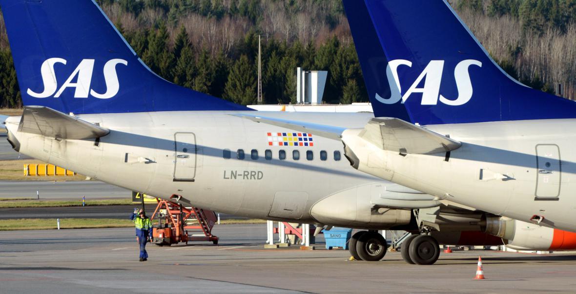 Skandinávské aerolinky SAS
