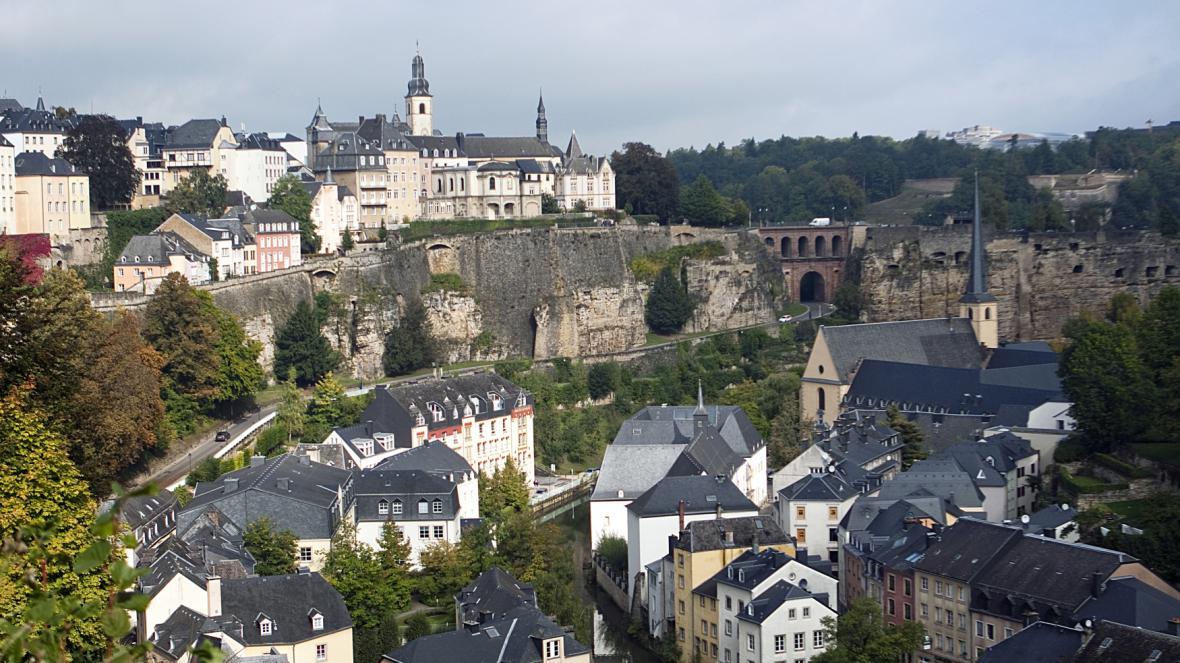 Lucemburk