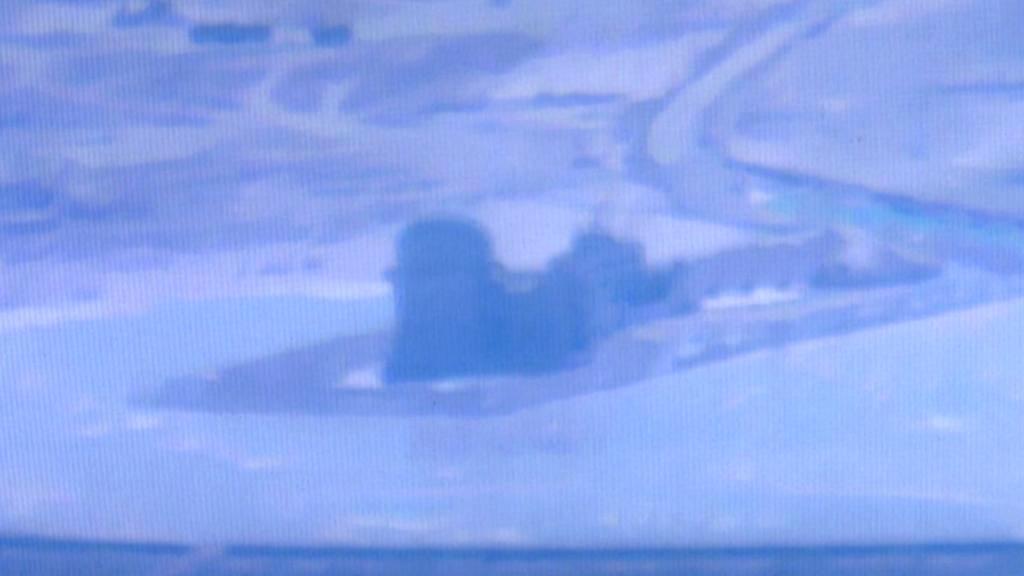 Radar na čínské základně