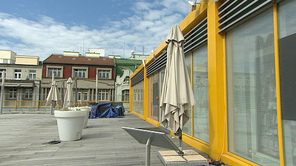Terasa na střeše OD My
