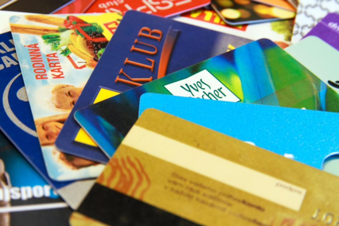 Věrnostní kartičky
