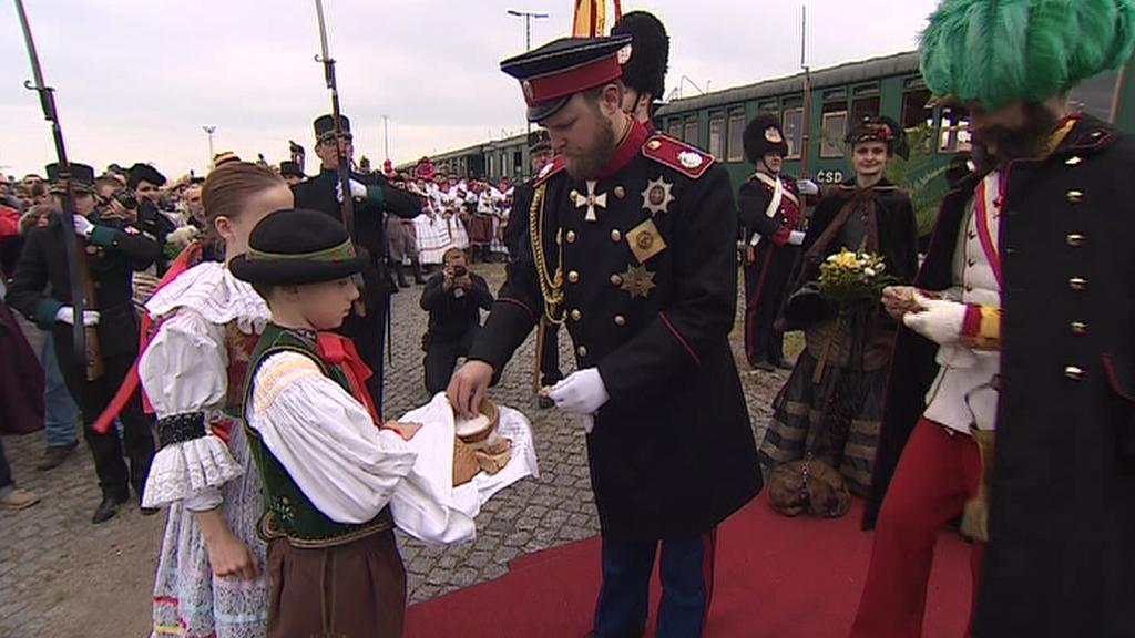 V Kroměříži se setkal Alexandr III. a František Josef I.