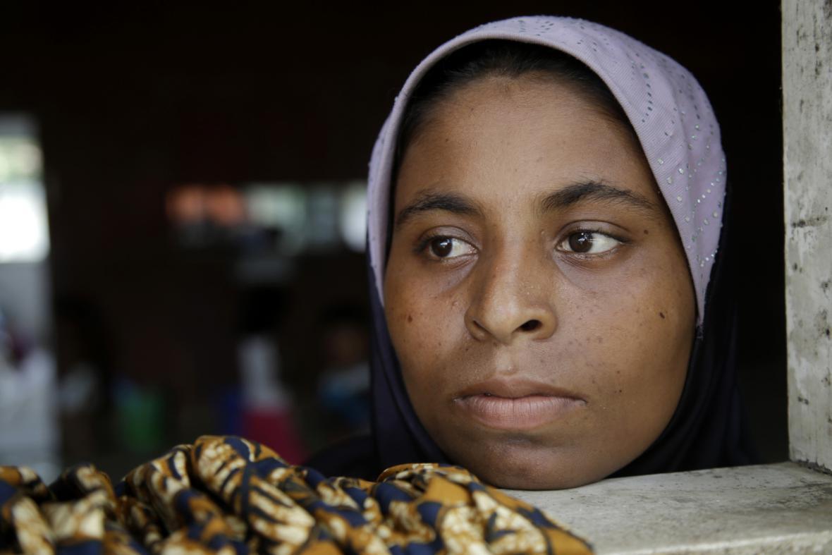 Ženy v Barmě