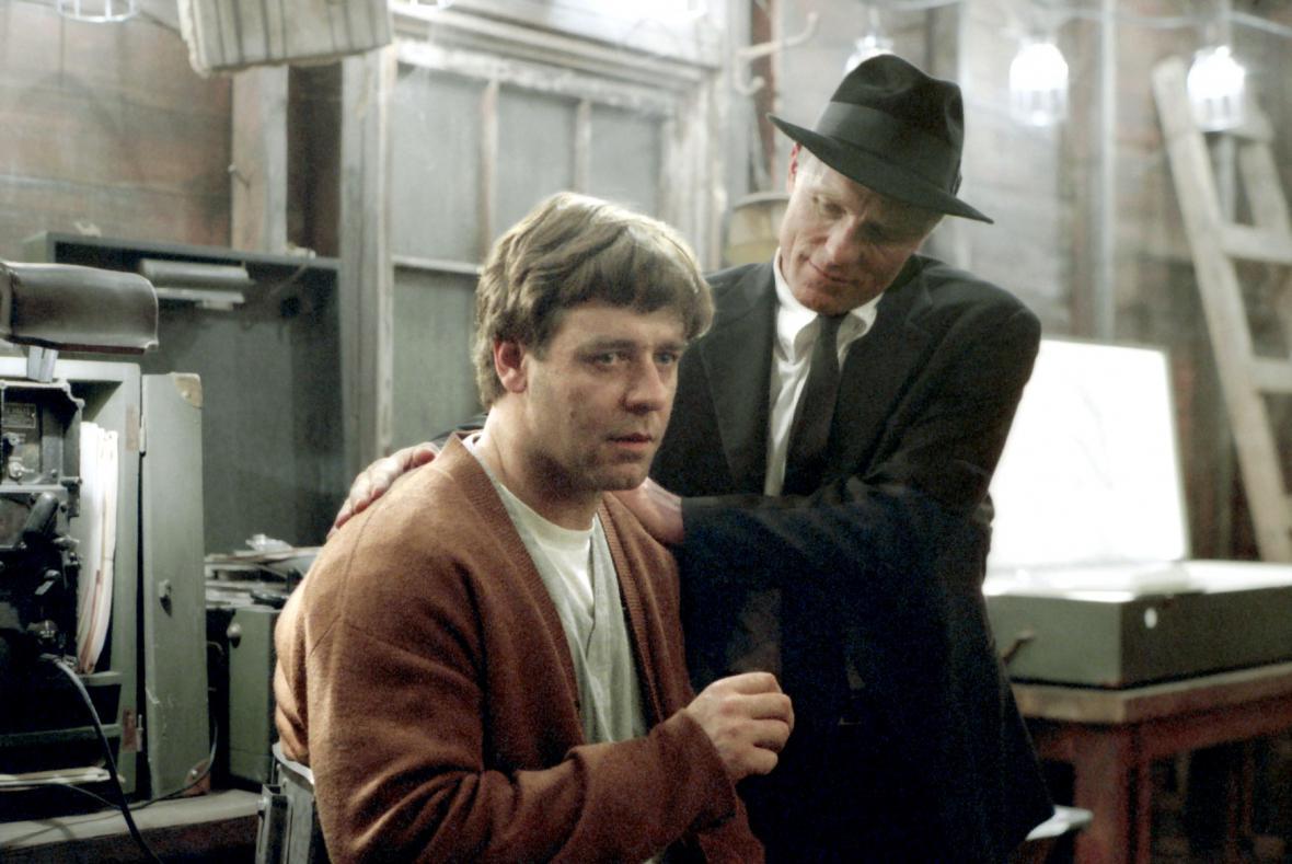 Russel Crowe ve filmu Čistá duše