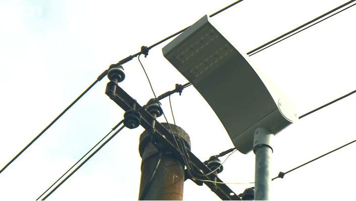 LED osvětlení od společnosti Energie pod kontrolou