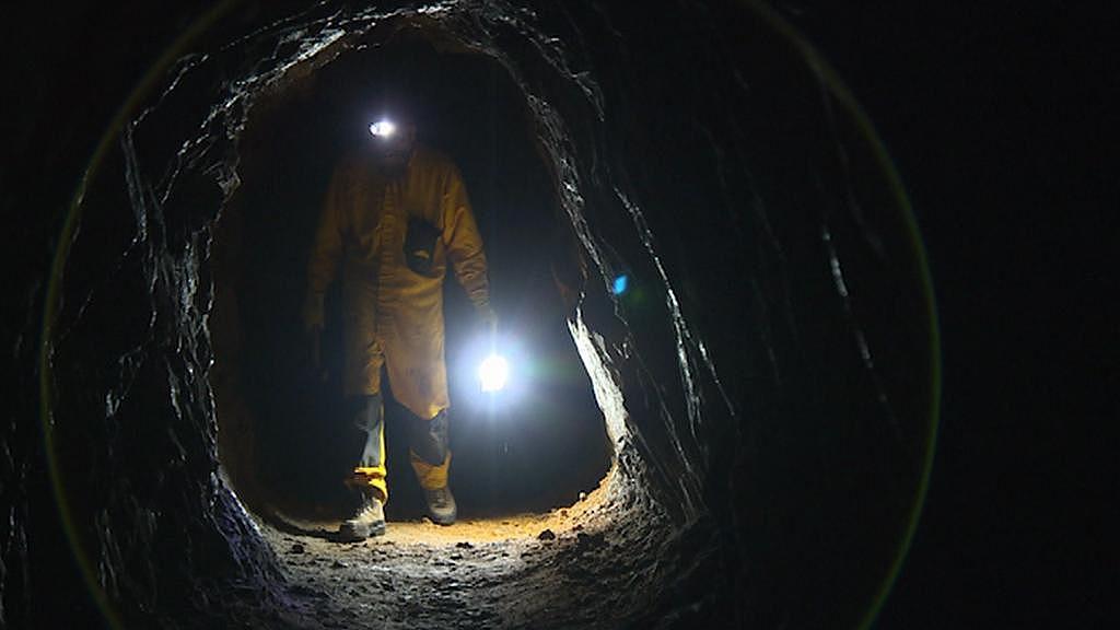 Podzemí pod Sněžkou