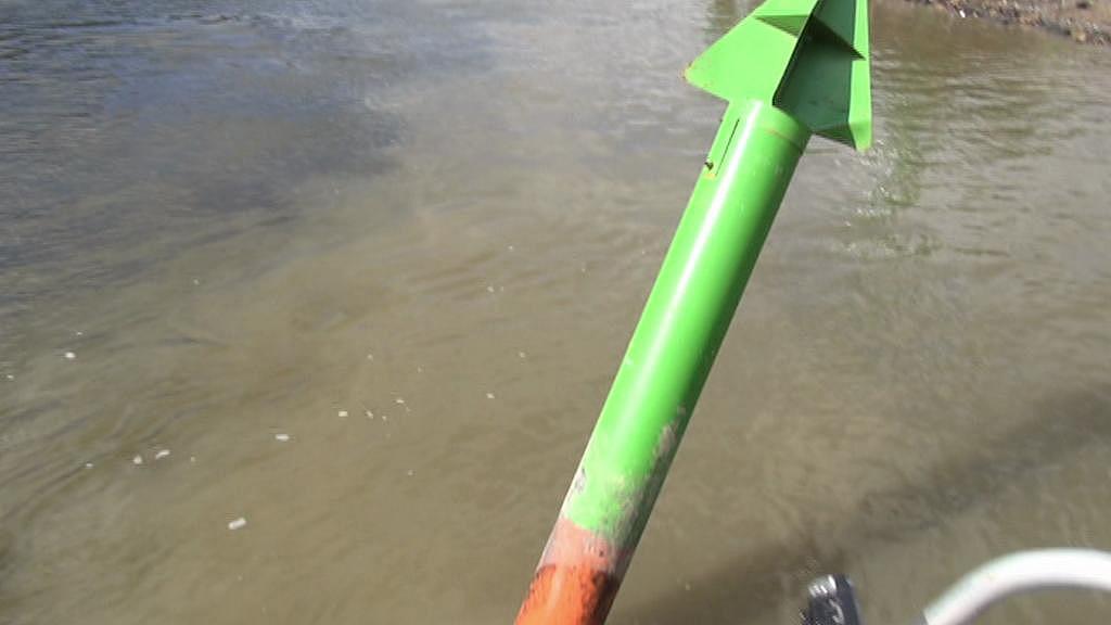 Bójka se ale do řeky vůbec nepotopila