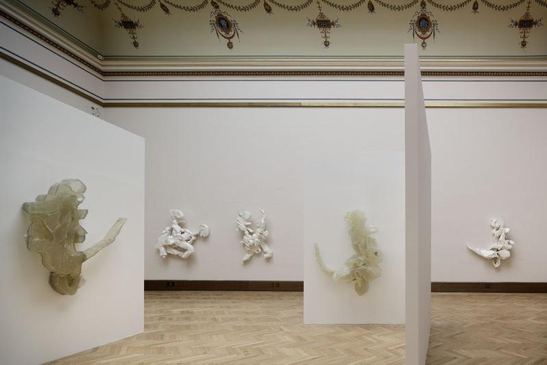 Výstava Rogera Hiornse v Galerii Rudolfinum