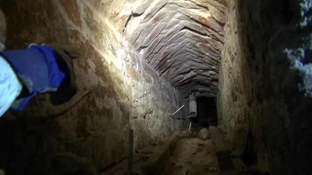 Kanalizace v Terezíně
