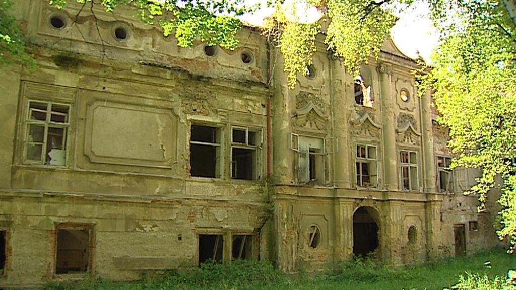 Petrovický zámek dnes