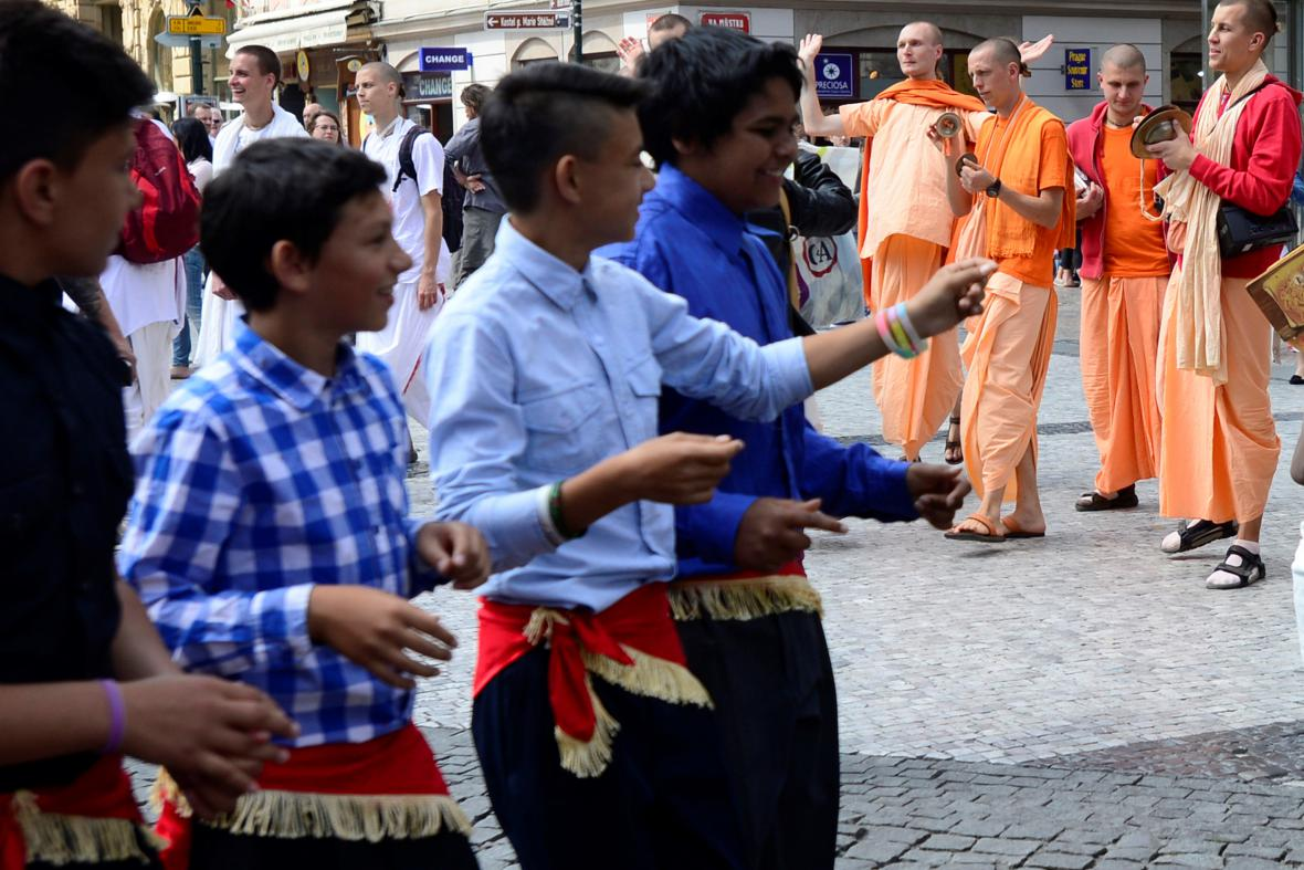 Romský festival Khamoro
