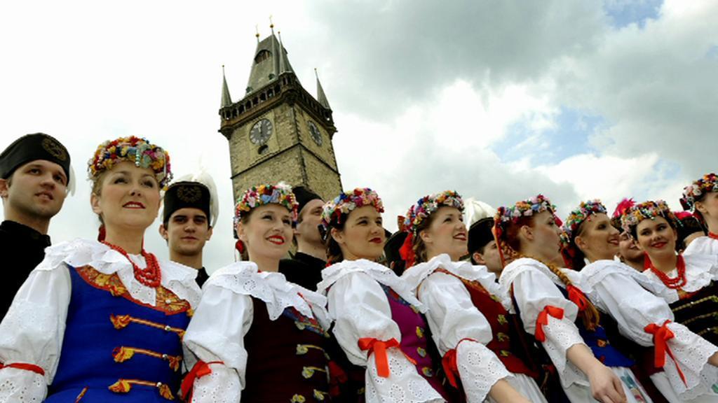 Festival národnostních menšin s názvem Praha srdce národů
