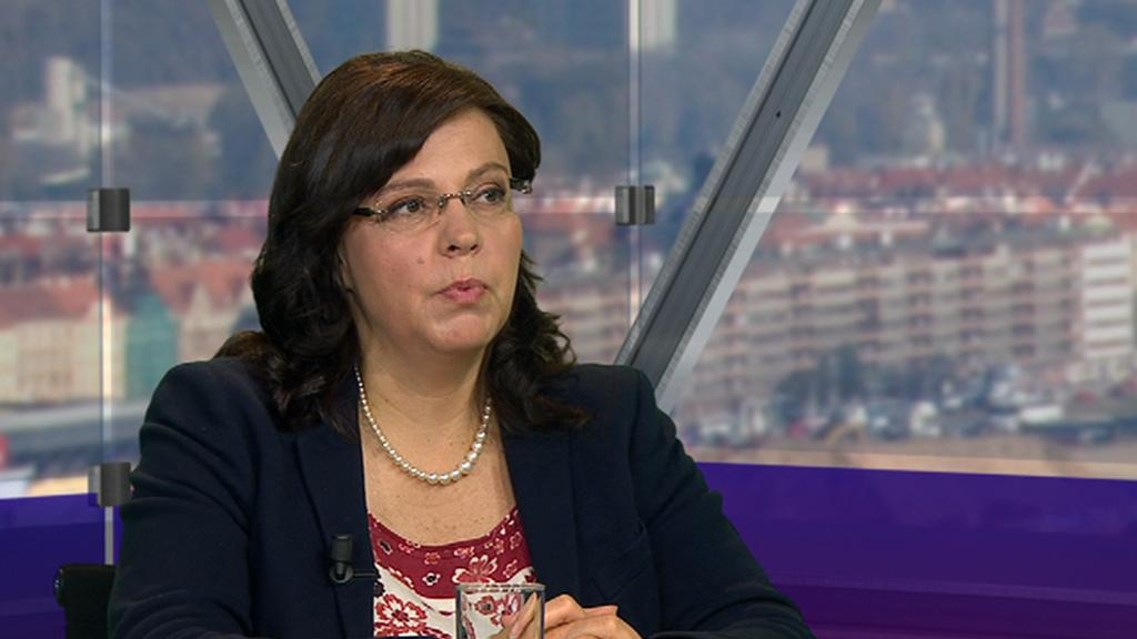 Michaela Marksová (ČSSD)