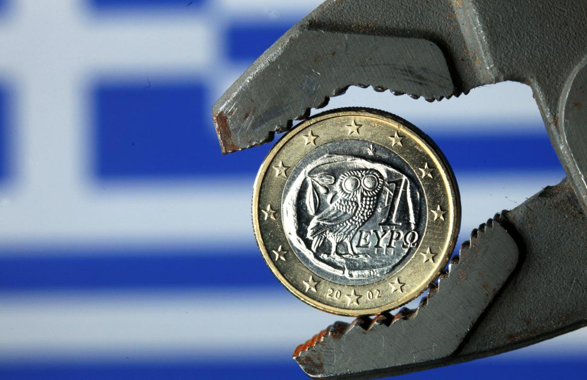 Řecko v kleštích?
