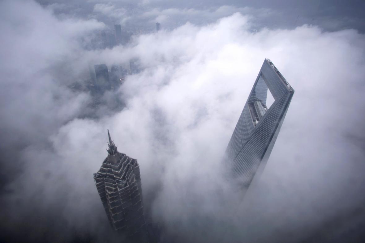 Šanghajské světové finanční centrum