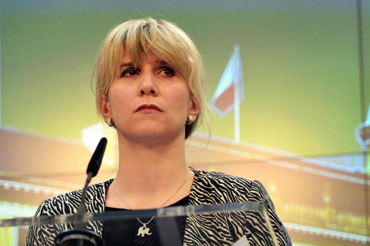 Kateřina Valachová, náměstkyně ministra pro lidská práva