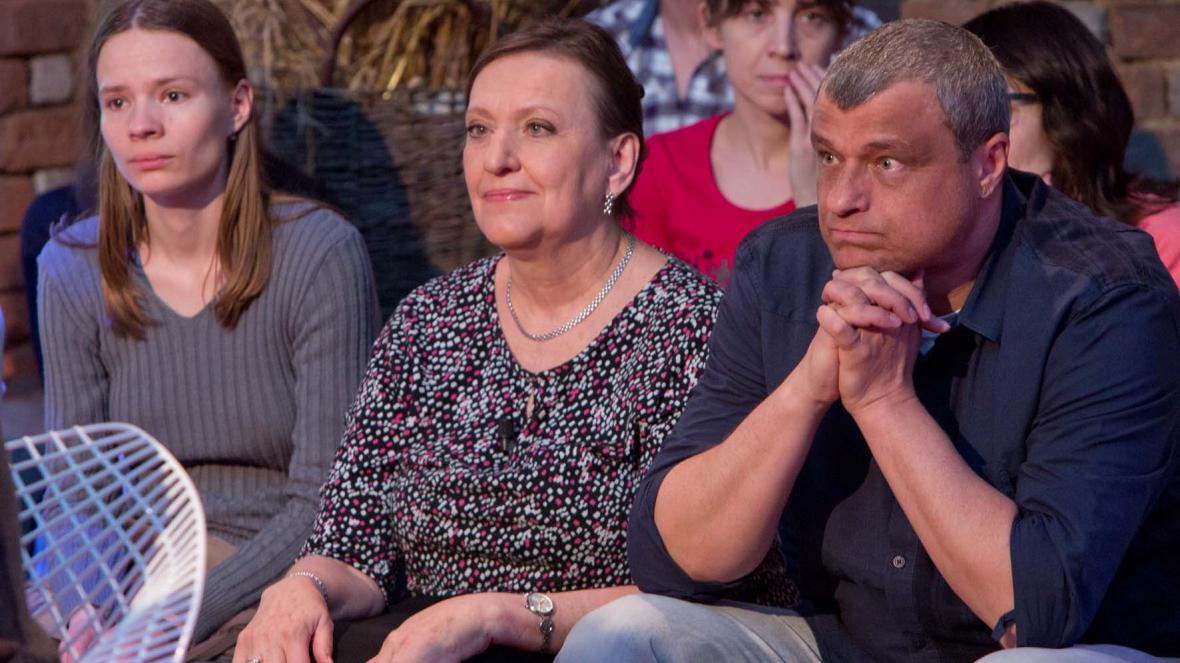 Potravinoložka Jana Hajšlová a kulinářský expert Roman Vaněk