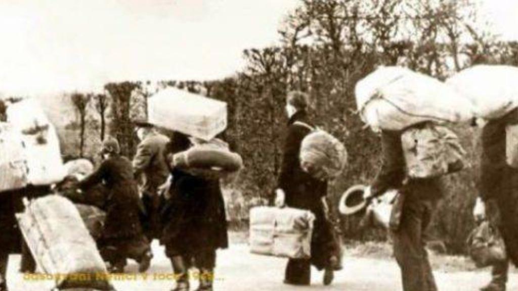 Výročí odsunu Němců ze severní Moravy a Slezska
