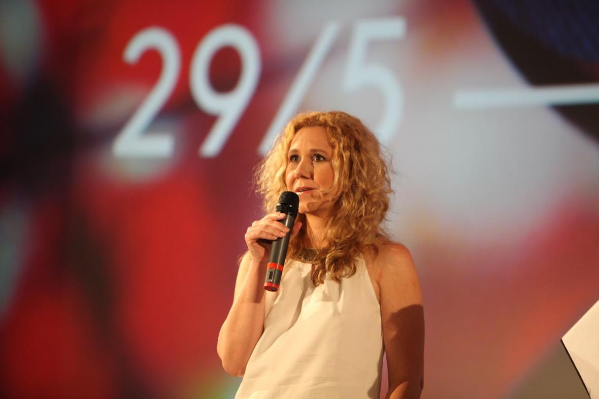 Ředitelka Zlín Film  festivalu Markéta Pášmová