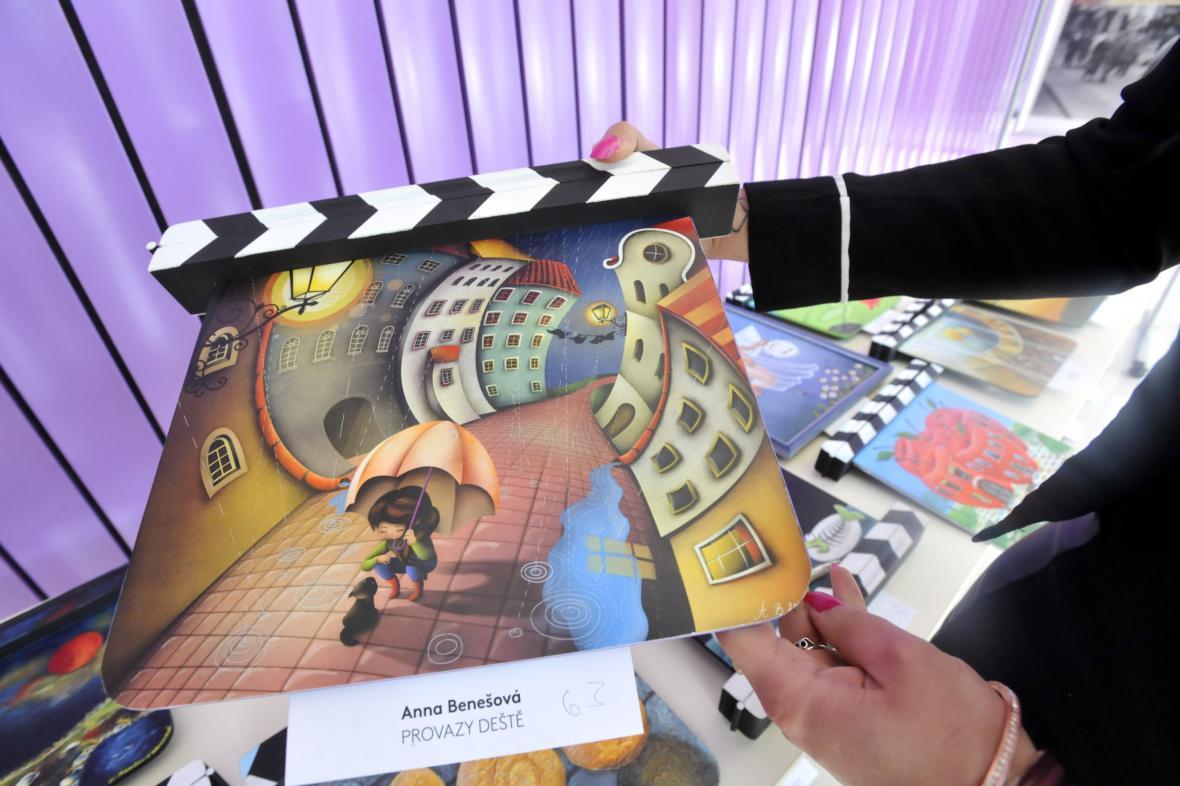 Dražba filmových klapek ve Zlíně
