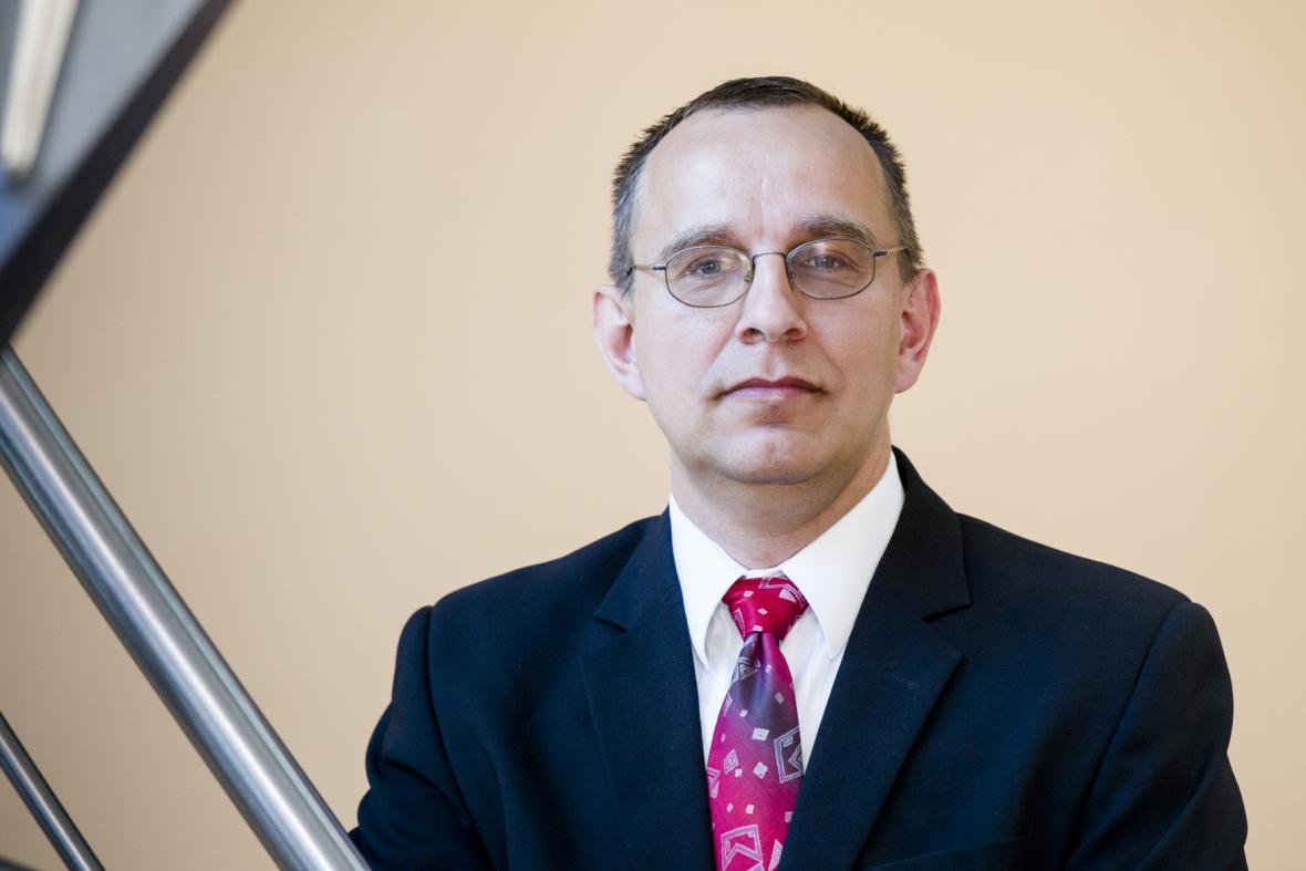 Miroslav Procházka, ředitel Zdravotnického holdingu Královéhradeckého kraje